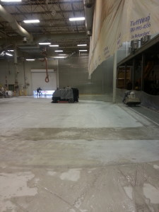 Polished Concrete - McCormick - Cuviello Concrete