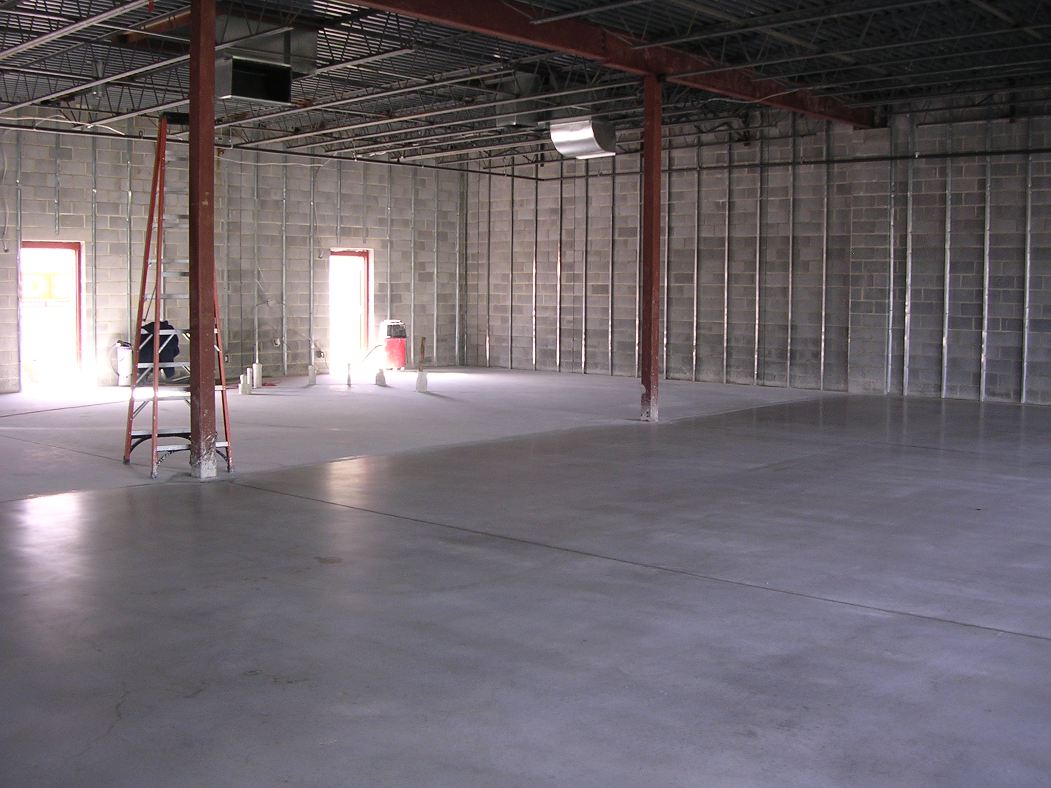 Polished Concrete Or Processed Concrete Cuviello Concrete