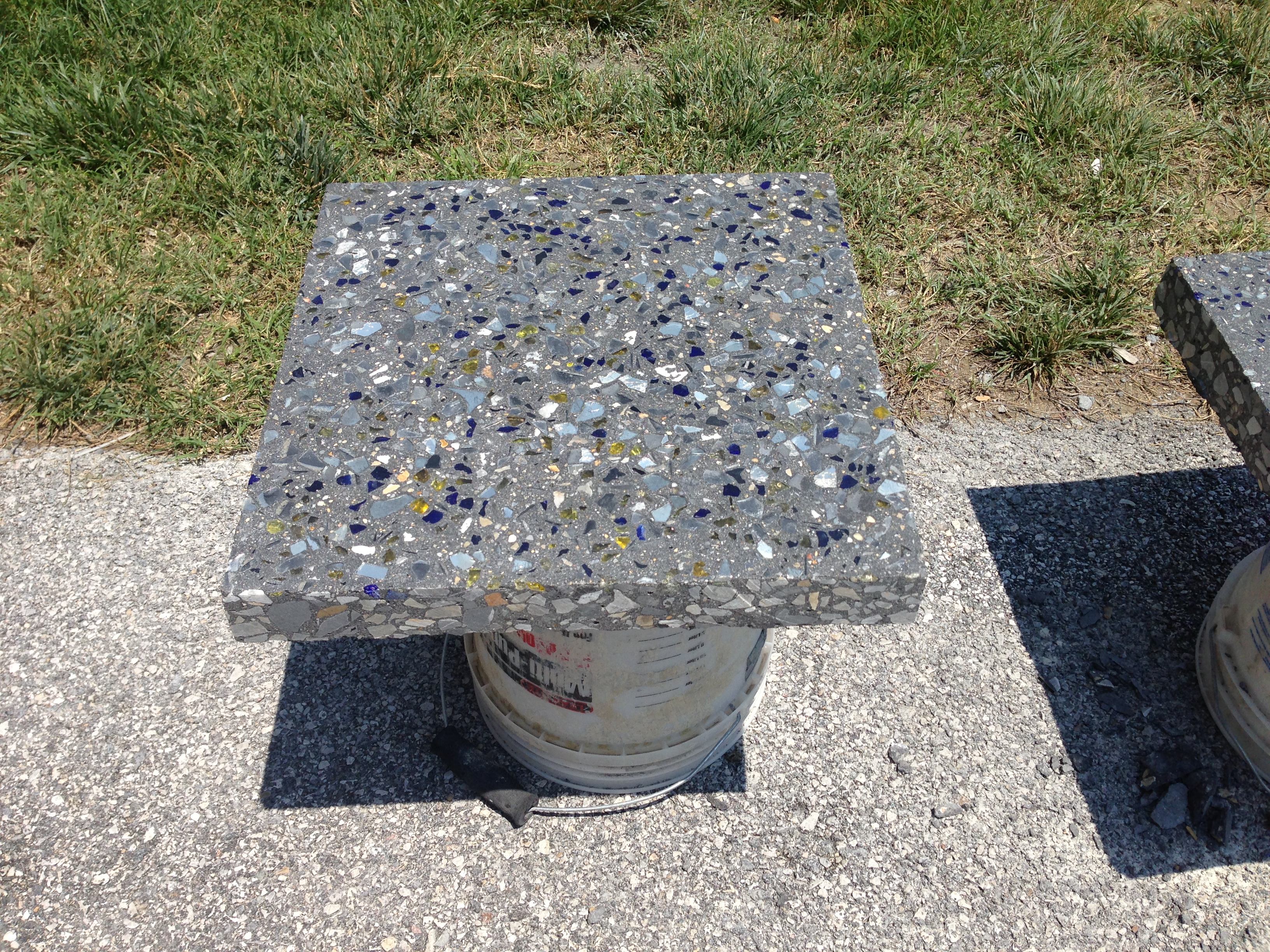 Cuviello concrete terrazzo polishing blog polished for Polished concrete cleaning products