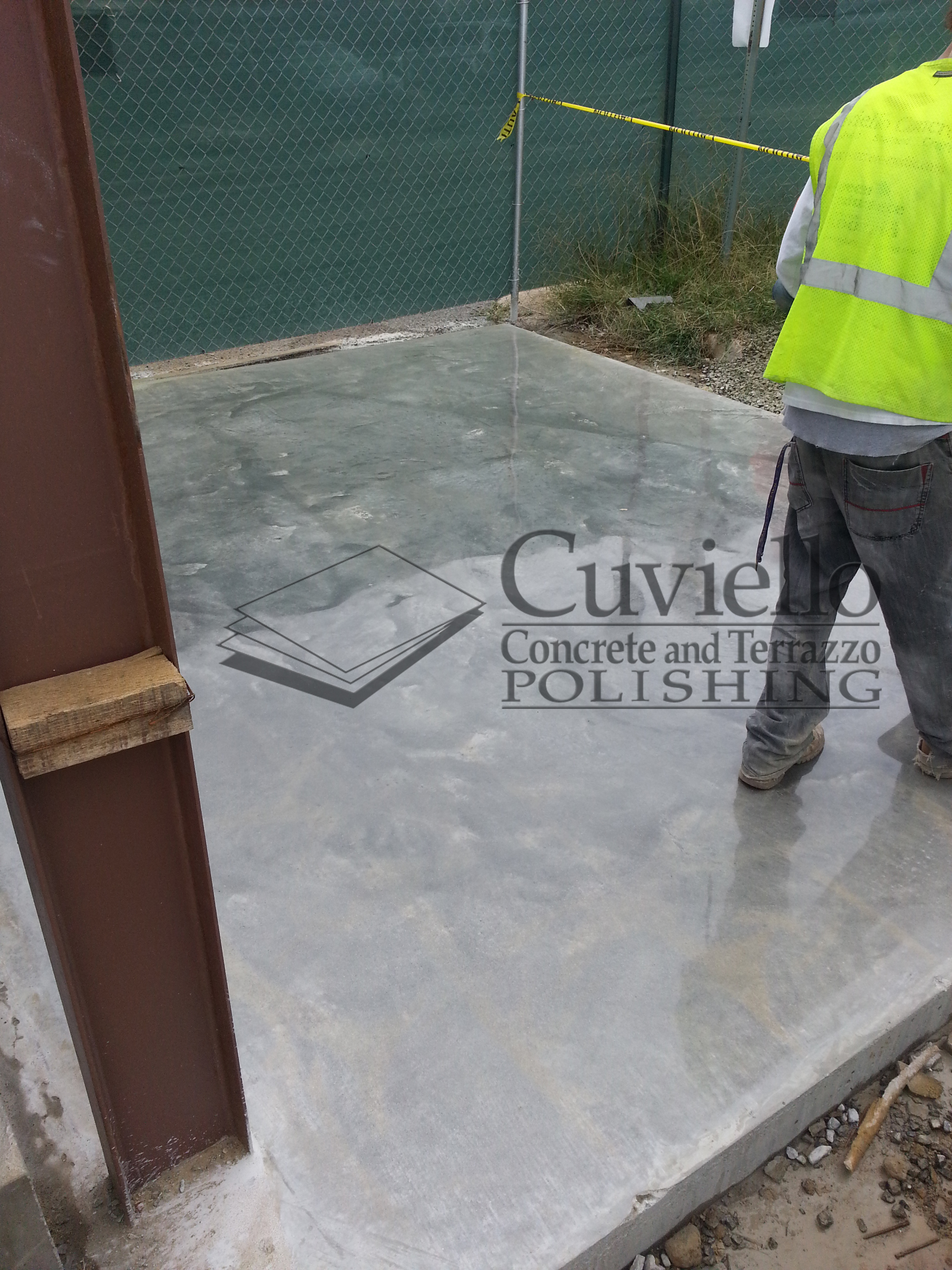 Cuviello Concrete Terrazzo Polishing Blog Polished